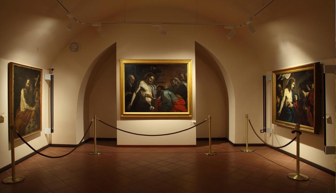 Costantino - Mattia Preti e il Museo Civico di Taverna