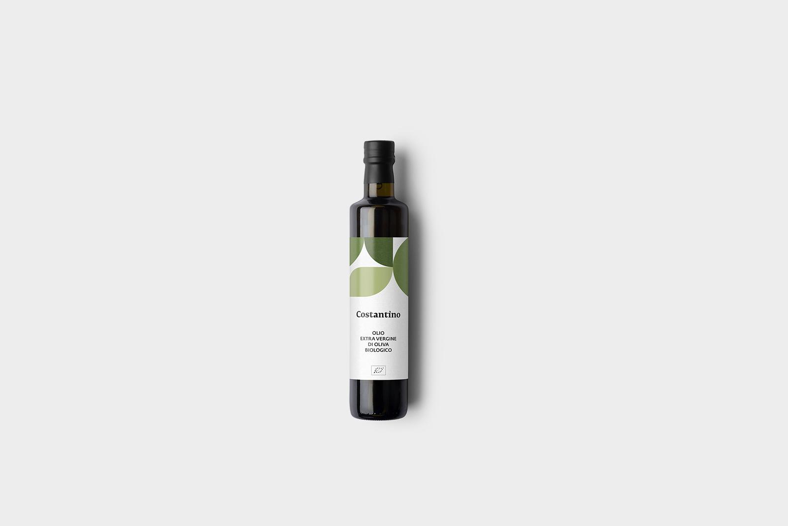 Costantino - Olio Extra Vergine d'Oliva Biologico - bottiglia 10cl
