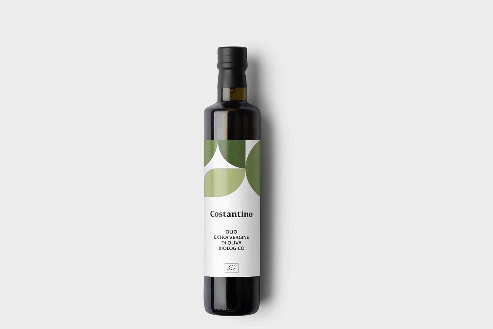 Costantino - Olio Extra Vergine d'Oliva Biologico - bottiglia 75cl