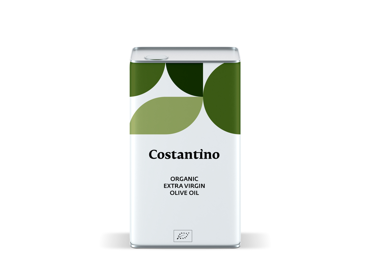 Costantino - Olio Extra Vergine d'Oliva Biologico - latta da 25l