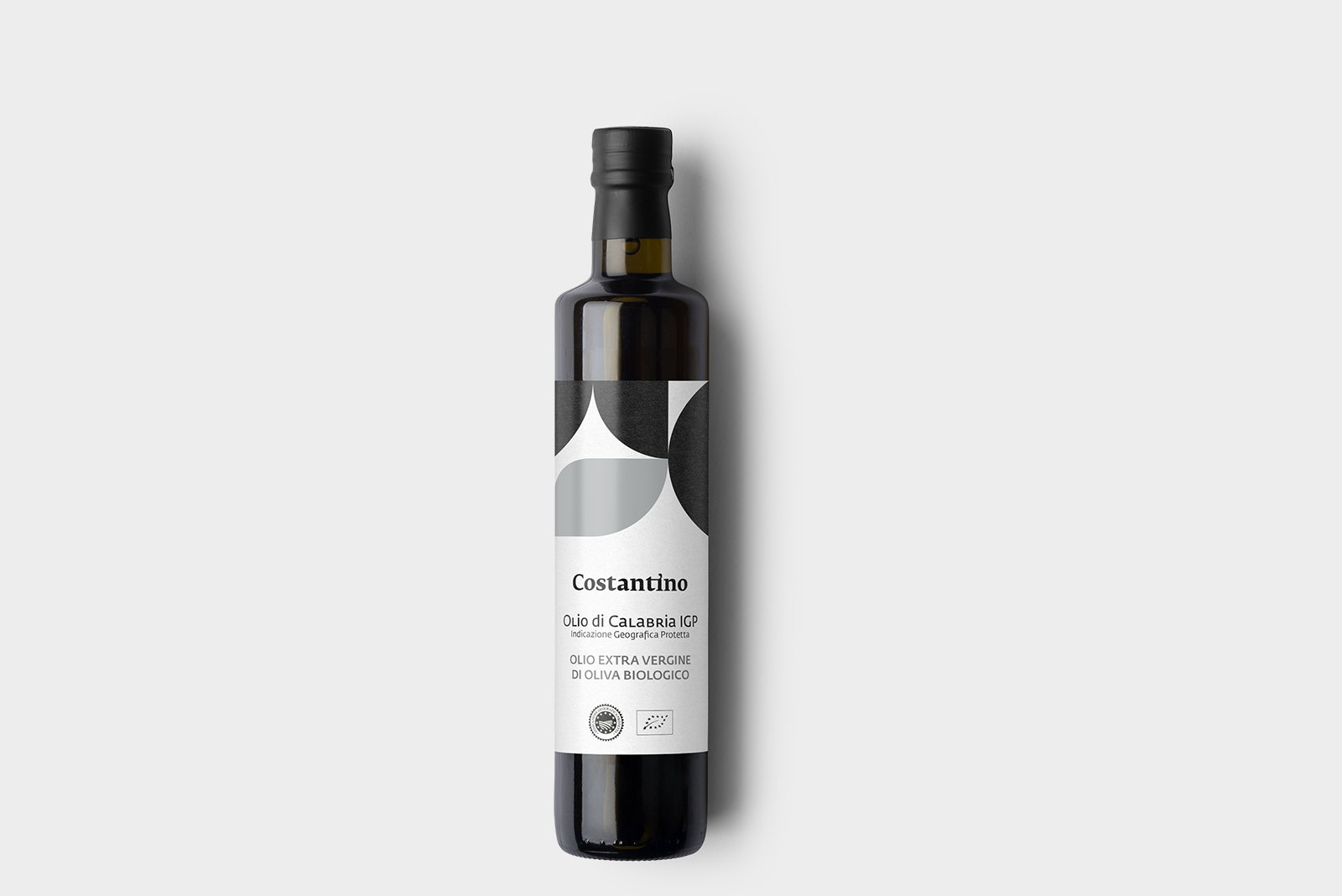 Costantino - Olio Extra Vergine d'Oliva Biologico IGP Calabria - bottiglia 75cl